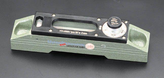 【メーカー在庫あり】 エスコ ESCO 140mm (0.01mm/m)インスペクションレベル 000012048814 HD店