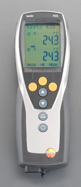 【メーカー在庫あり】 エスコ ESCO マルチ環境計測器 000012080211 HD店