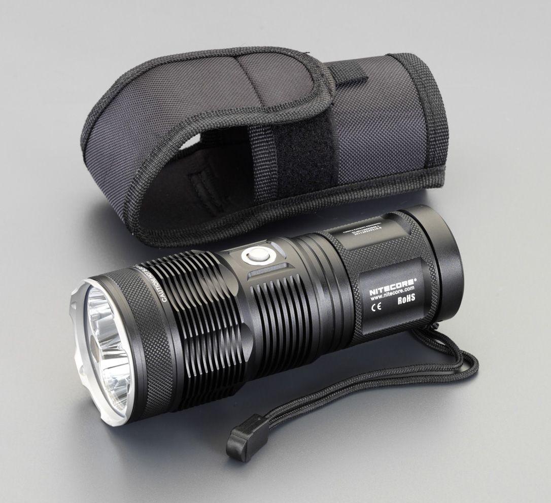 エスコ ESCO CR123Ax8本 フラッシュライト/LED 000012261244 HD店
