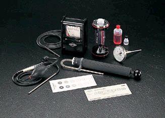 【メーカー在庫あり】 エスコ ESCO 燃焼効率測定器(OIL) 000012016161 HD