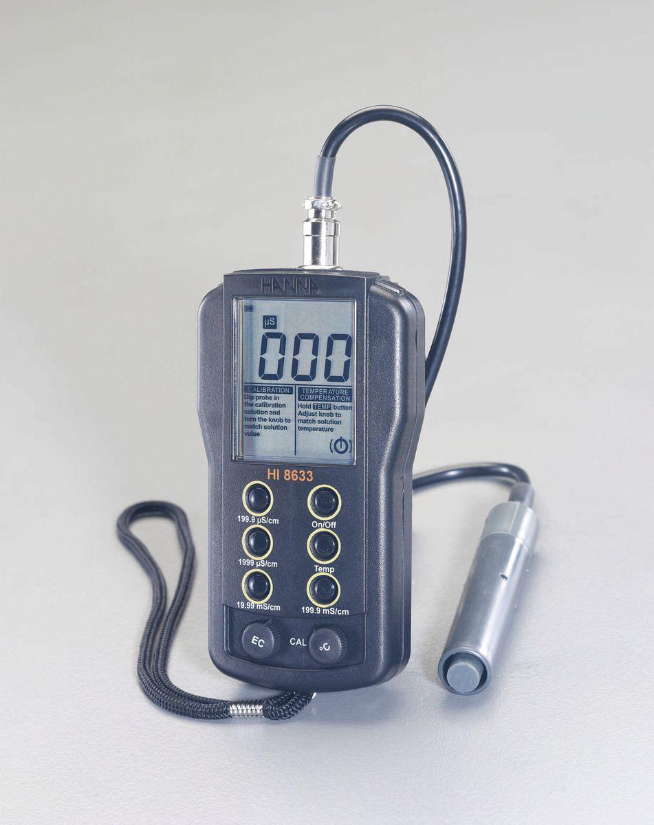 【メーカー在庫あり】 エスコ ESCO 導電率計 000012222977 HD