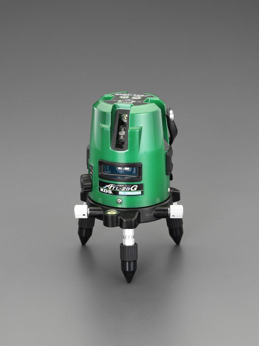 エスコ ESCO レーザー墨出し器(グリーンレーザー) 000012264087 HD