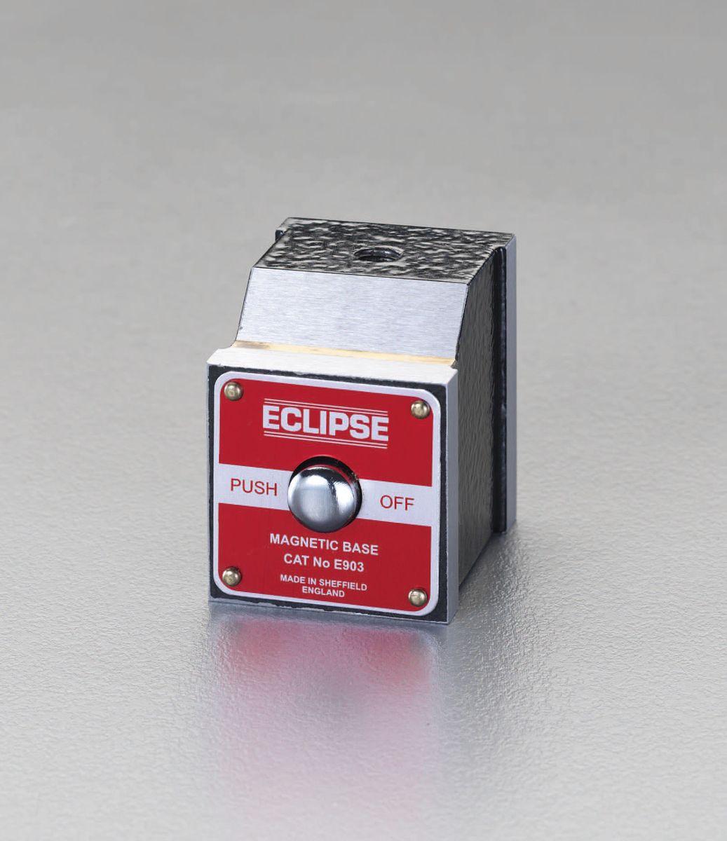 【メーカー在庫あり】 エスコ ESCO 40x48x50mm/M8 四面マグネットベース 000012228867 HD