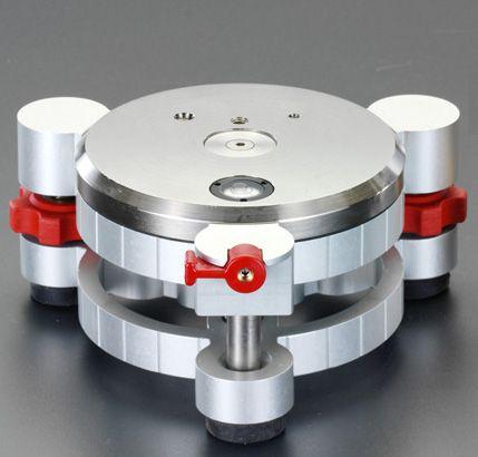 【メーカー在庫あり】 エスコ ESCO レベリングプラットホーム(回転台) 000012035384 HD