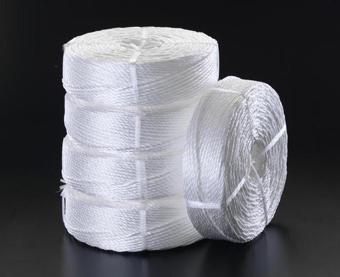 【メーカー在庫あり】 エスコ ESCO 6.0mmx300m PPロープ(荷造り用/5巻) 000012071891 HD店