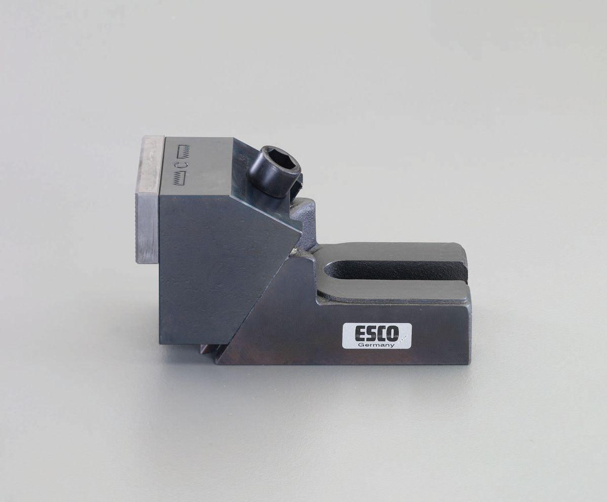 【メーカー在庫あり】 エスコ ESCO 85-99mm 強力クランプジョー 000012099693 HD店
