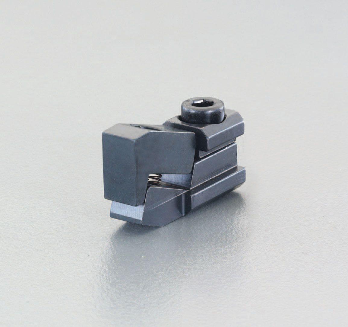 【メーカー在庫あり】 エスコ ESCO 呼16/2.5-17.0mm プルダウンクランプ 2個 000012210047 HD店