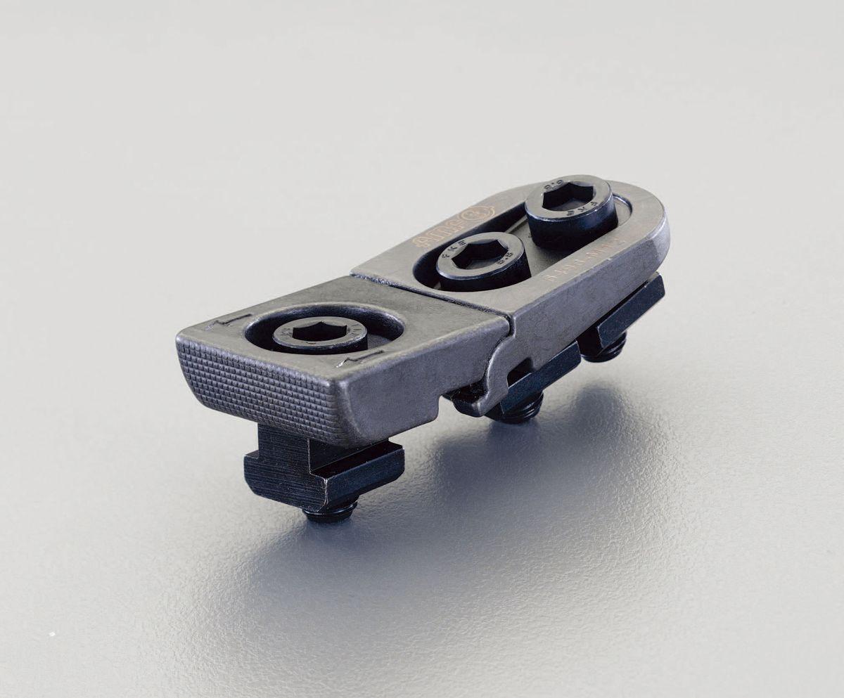 【メーカー在庫あり】 エスコ ESCO 呼28/M20/22-36mm フラットクランプ 000012210090 HD店