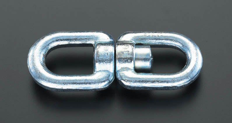 エスコ ESCO 2.5ton スイベル 鍛造 000012068666 HD店