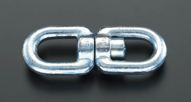 【メーカー在庫あり】 エスコ ESCO 3.0ton スイベル 鍛造 000012068667 HD店