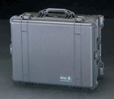 【メーカー在庫あり】 エスコ ESCO 553x424x270mm/内寸 万能防水ケース(黒) 000012017908 HD店