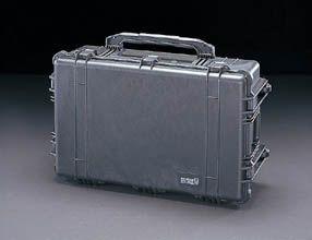 【メーカー在庫あり】 エスコ ESCO 725x445x270mm/内寸 万能防水ケース(黒) 000012033958 HD店