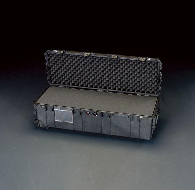 【メーカー在庫あり】 エスコ ESCO 1040x328x318mm/内寸 万能防水ケース(黒) 000012210459 HD店