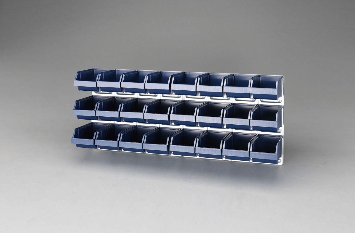 【メーカー在庫あり】 エスコ ESCO 1040x440mm パーツトレーセット(壁面用 24トレー付) 000012239306 HD店