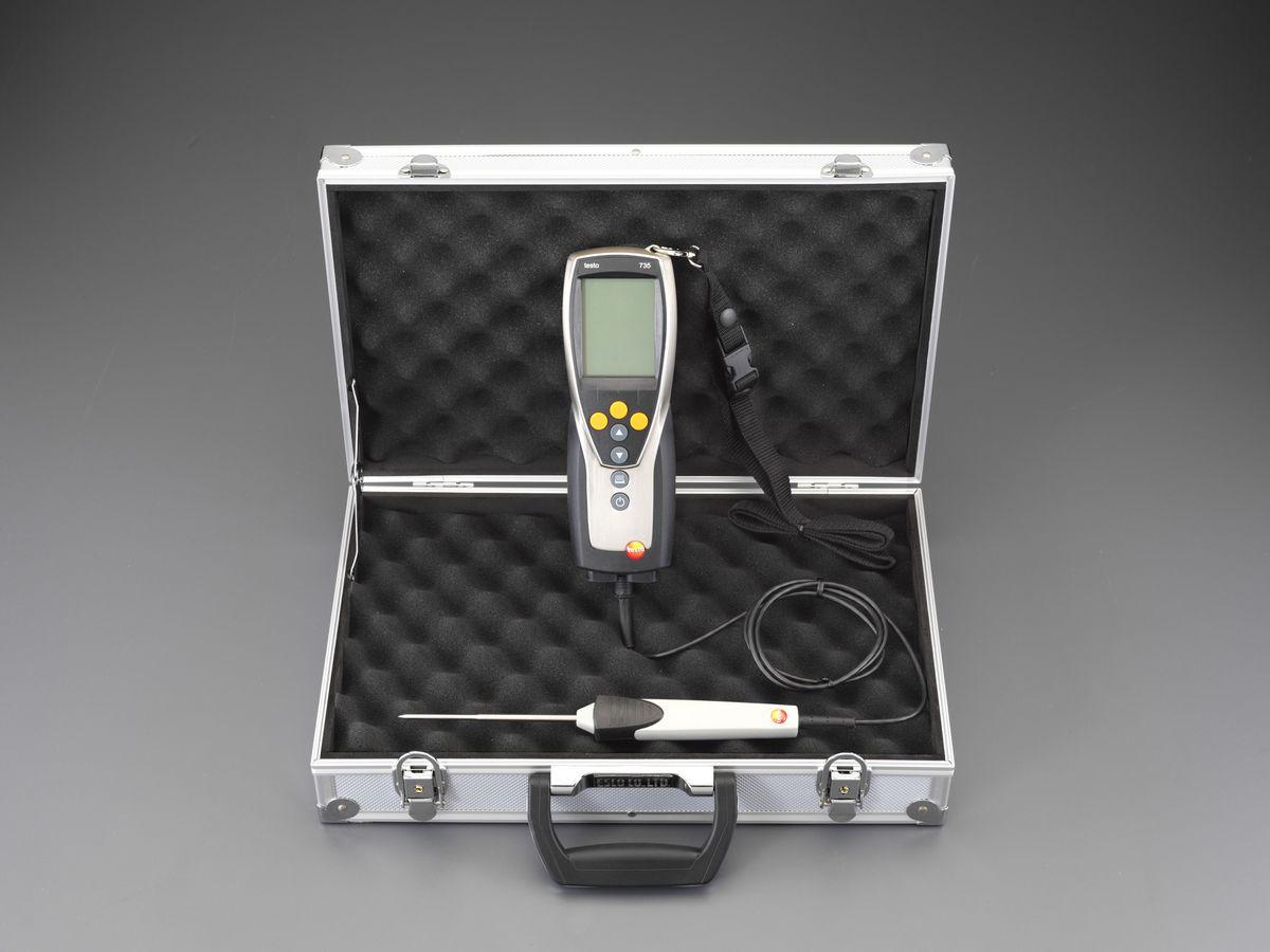 【メーカー在庫あり】 エスコ ESCO デジタル温度計セット 000012221892 HD店
