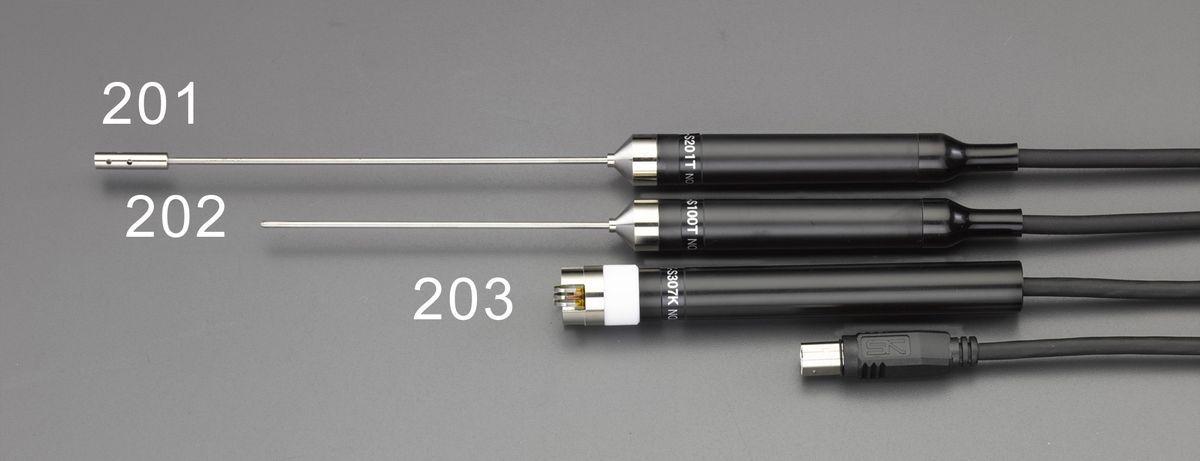【メーカー在庫あり】 エスコ ESCO -30゜/199.9℃ 液温センサー(EA701SA-20用) 000012223212 HD店