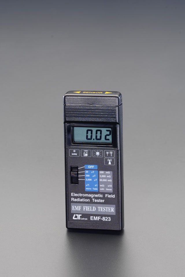 【メーカー在庫あり】 エスコ ESCO 電磁波測定器 000012088051 HD店