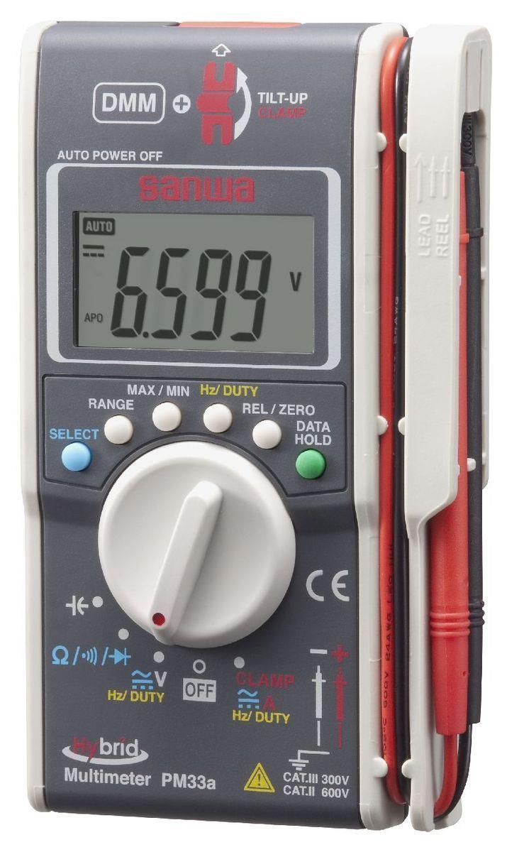【メーカー在庫あり】 エスコ ESCO 複合型ポケットテスター(ケース付) 000012234880 HD店