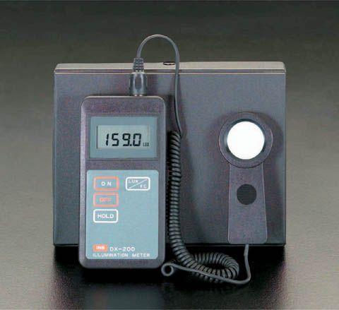 【メーカー在庫あり】 エスコ ESCO デジタル照度計 000012018096 HD店