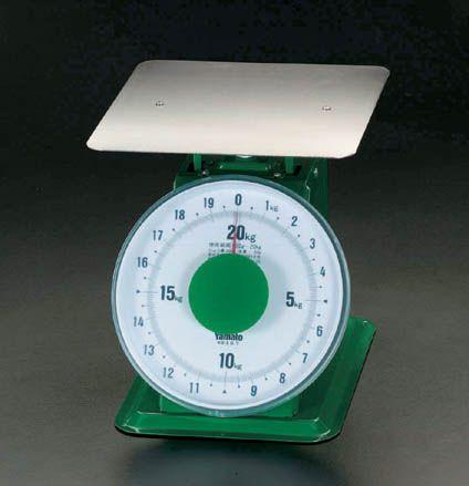 【メーカー在庫あり】 エスコ ESCO 20kg(50g) 上皿はかり 000012018101 HD店