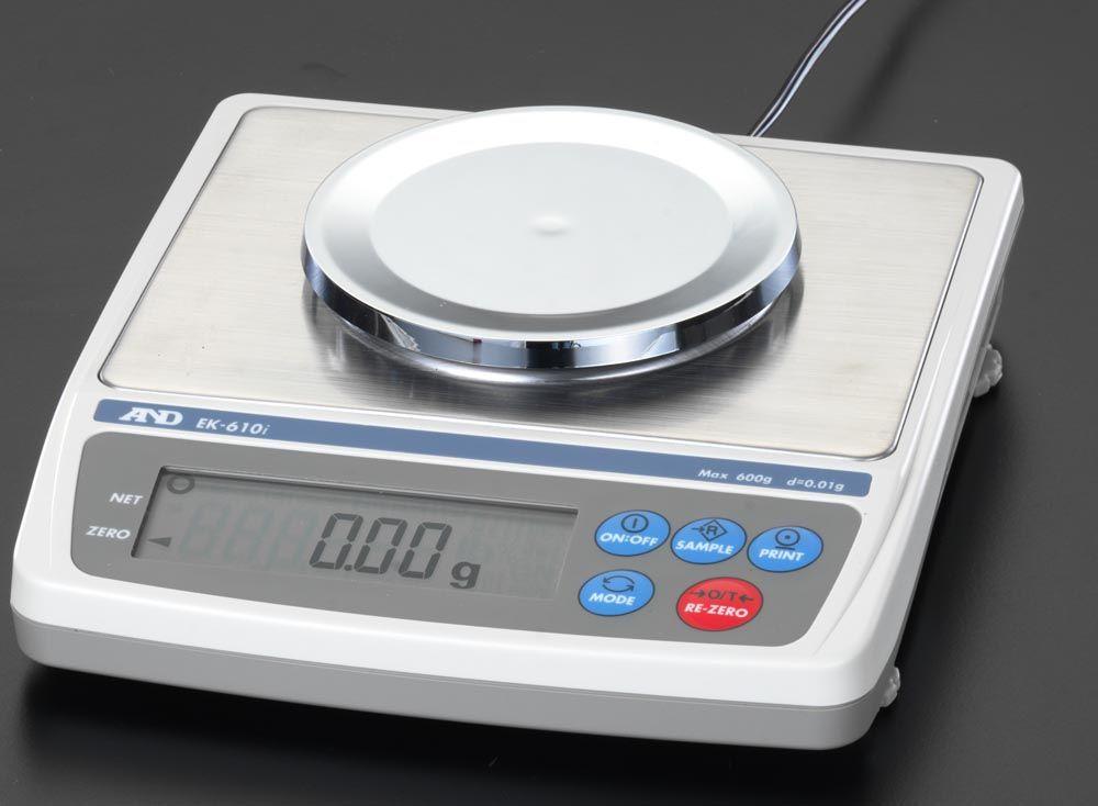 【メーカー在庫あり】 エスコ ESCO 400g(0.01g) 電子はかり 000012073994 HD店