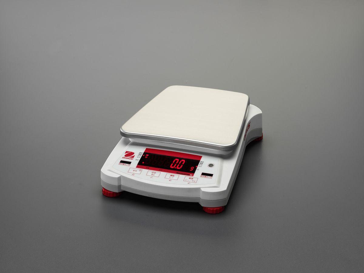 【メーカー在庫あり】 エスコ ESCO 2.1kg(0.1g) 電子天秤 000012263705 HD店