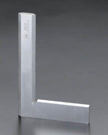 【メーカー在庫あり】 エスコ ESCO 100x 70mm 精密スクエアー(ステンレス製) 000012048272 HD店