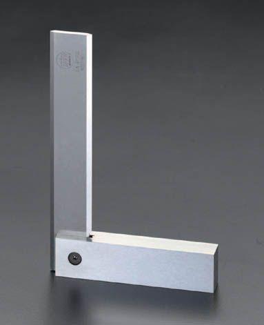 【メーカー在庫あり】 エスコ ESCO 200x130mm 精密スクエアー(ステンレス製) 000012048280 HD店