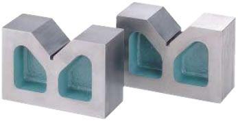 【メーカー在庫あり】 エスコ ESCO 100x 65x 40mm B型Vブロック(機械仕上) 000012079817 HD店