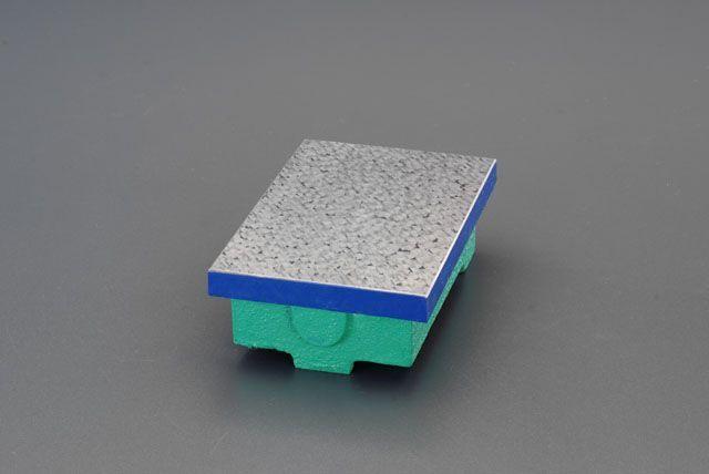 【メーカー在庫あり】 エスコ ESCO 200x 200x 55mm JIS 0級 精密検査用定盤 000012088137 HD店
