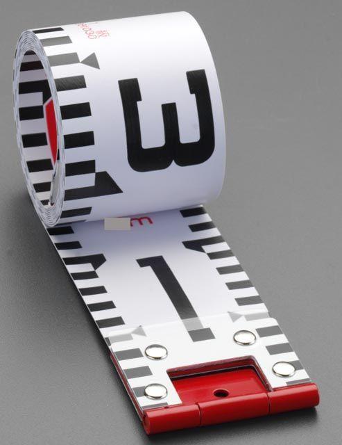 【メーカー在庫あり】 エスコ ESCO 60mmx 20m 測量テープ 000012088170 HD店