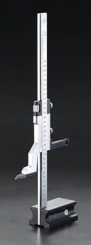 【メーカー在庫あり】 エスコ ESCO 600mm(1/50mm) 精密ハイトゲージ 000012048331 HD店