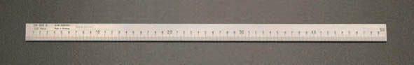 【メーカー在庫あり】 エスコ ESCO 1500x30x6mm 直 尺(スティール製) 000012018250 HD店
