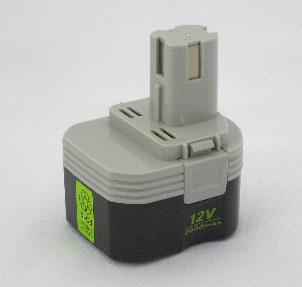 【メーカー在庫あり】 エスコ ESCO 12V ・2000mAh 交換用バッテリー 000012006053 HD店