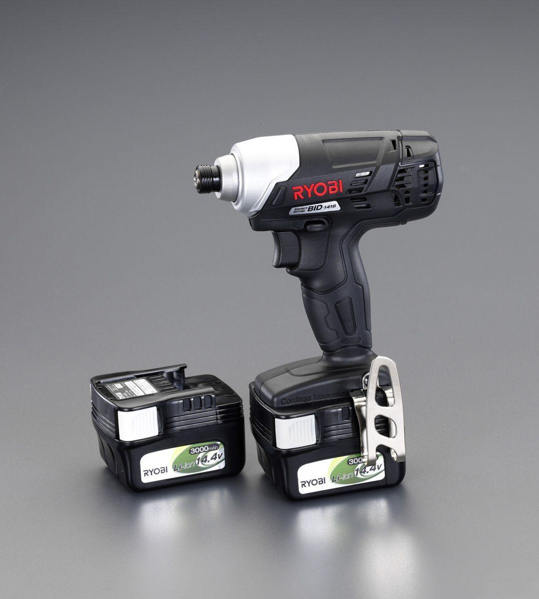 【メーカー在庫あり】 エスコ ESCO DC14.4V インパクトドライバー 充電式 000012247668 HD店