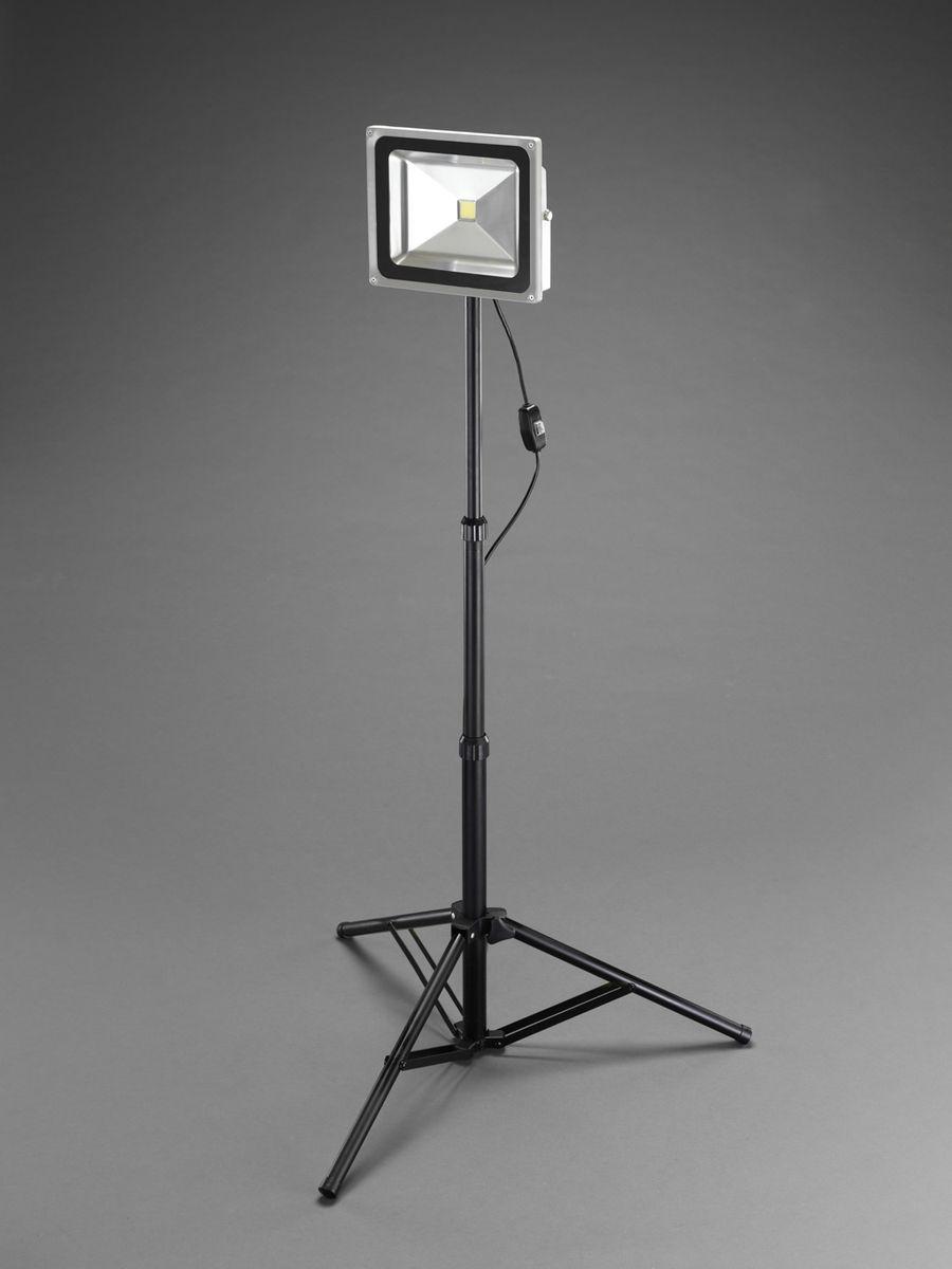 エスコ ESCO AC100V/50W 作業灯/LED スタンド付 000012261271 HD店