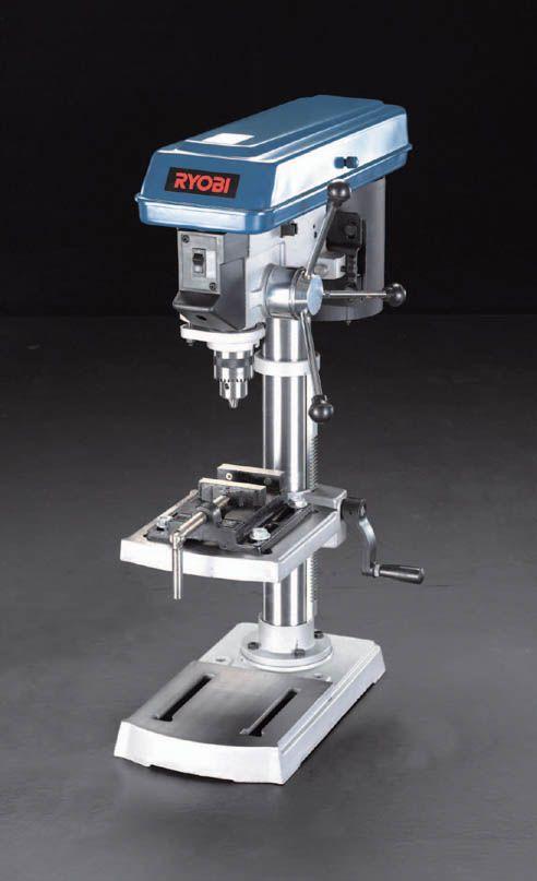 【メーカー在庫あり】 エスコ ESCO AC100V/190W 13mmチャック ボール盤 000012025595 HD店