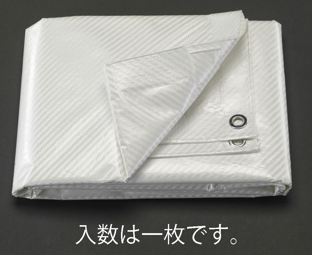 【メーカー在庫あり】 エスコ ESCO 5.4x7.2m 遮熱シート 000012264721 HD店