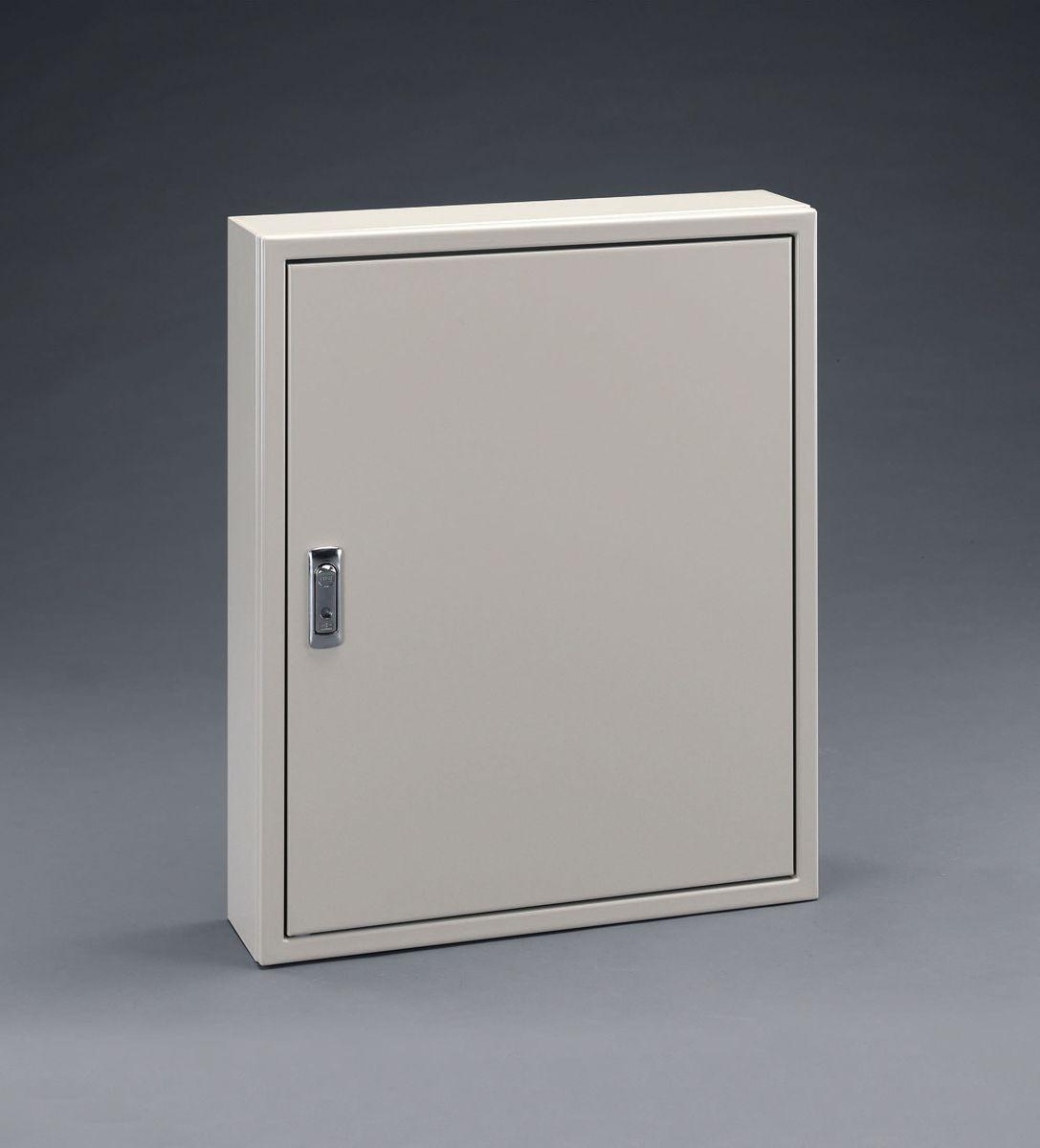 【メーカー在庫あり】 エスコ ESCO 300x120x400mm 盤用キャビネット 屋内用・片扉 000012242301 HD店