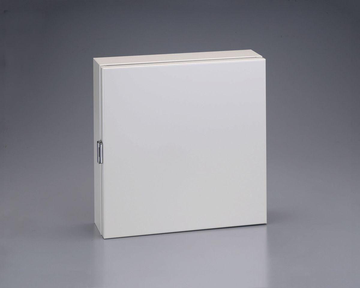 【メーカー在庫あり】 エスコ ESCO 500x200x500mm 盤用キャビネット 屋内用・ラッチ式 000012242311 HD店
