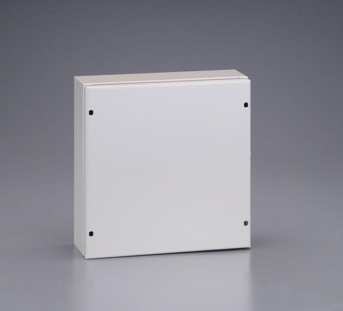 【メーカー在庫あり】 エスコ ESCO 400x160x400mm 盤用キャビネット 屋内用・ネジ止 000012242333 HD店