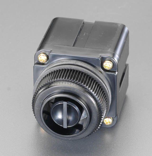【メーカー在庫あり】 エスコ ESCO DC 24V/30mm用 盤用音調ブザー 000012082161 HD店