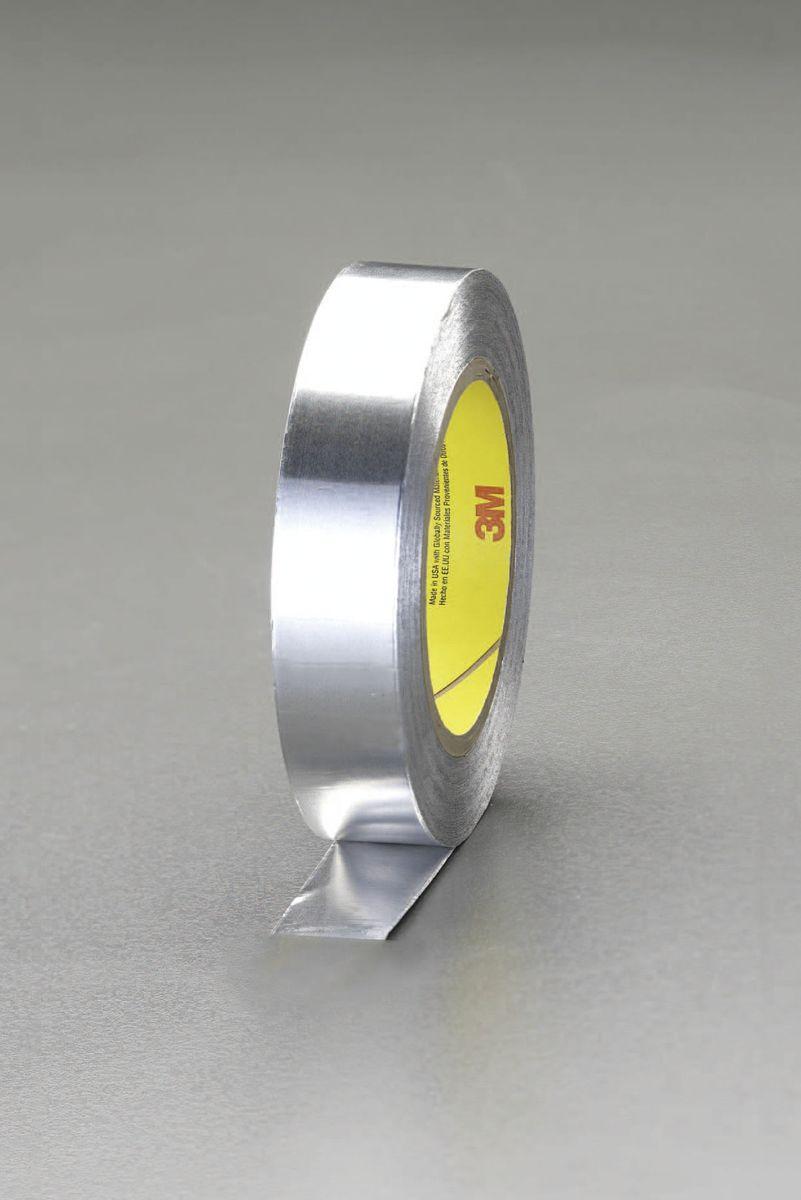 【メーカー在庫あり】 エスコ ESCO 50mmx55m アルミ箔テープ 000012231368 HD店