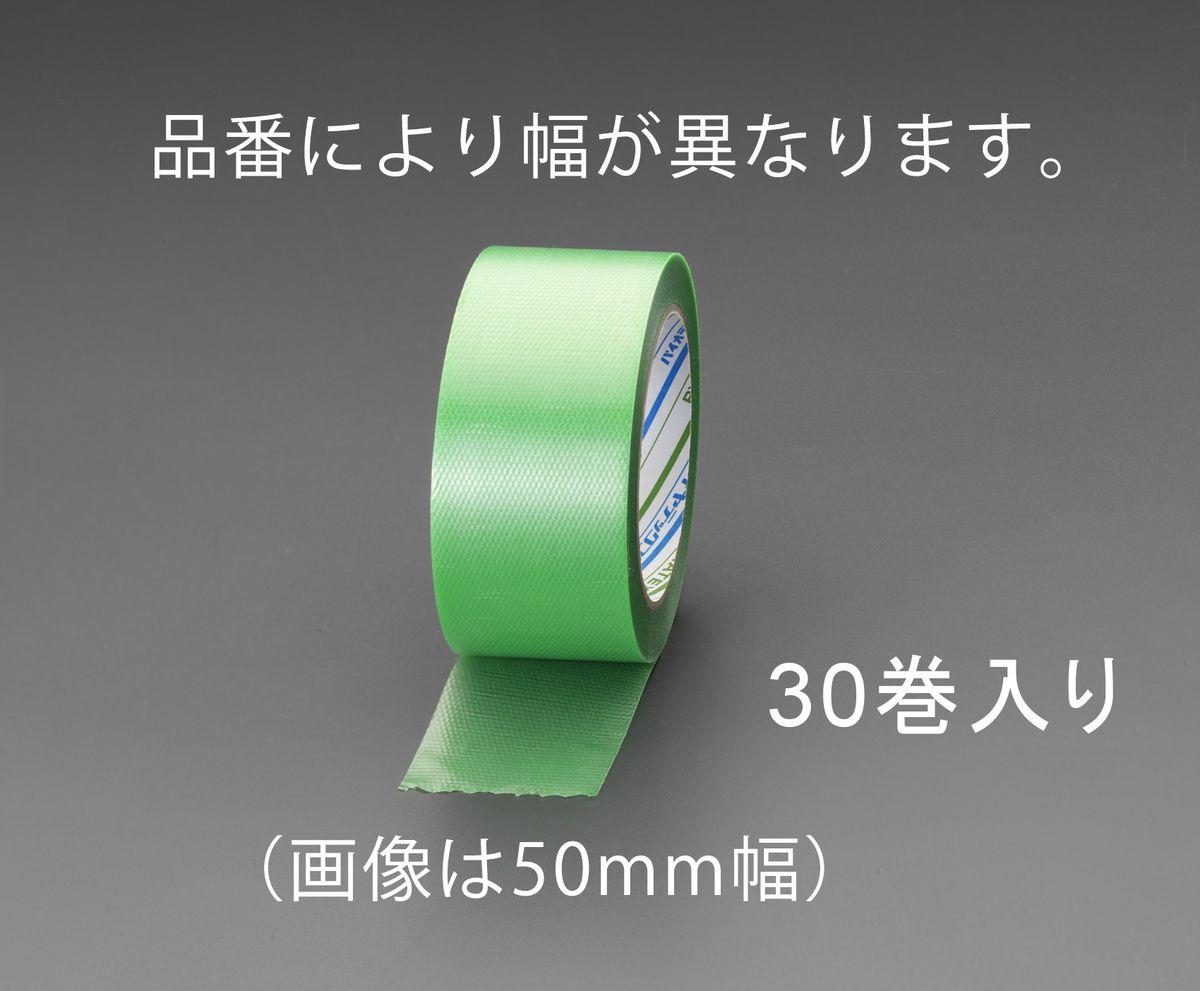 【メーカー在庫あり】 エスコ ESCO 50mmx25m 養生テープ ポリエチレンクロス/30巻 000012265181 HD店