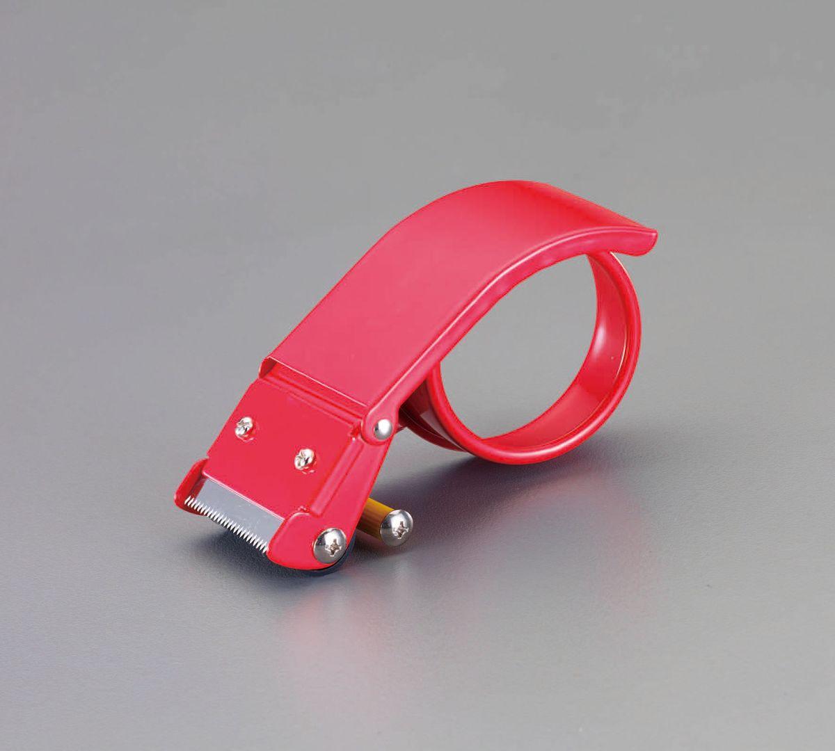 メーカー在庫あり 国内在庫 エスコ ESCO 50mm用 テープホルダー 000012202231 カッター付 海外 HD店 スティール製