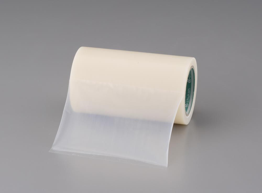 【メーカー在庫あり】 エスコ ESCO 50x0.18mm/10m 粘着テープ フッ素樹脂フィルム 000012091701 HD店