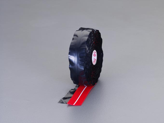 【メーカー在庫あり】 エスコ ESCO 25.4mmx10.91m 自己融着絶縁テープ シリコーンゴム 000012217322 HD店