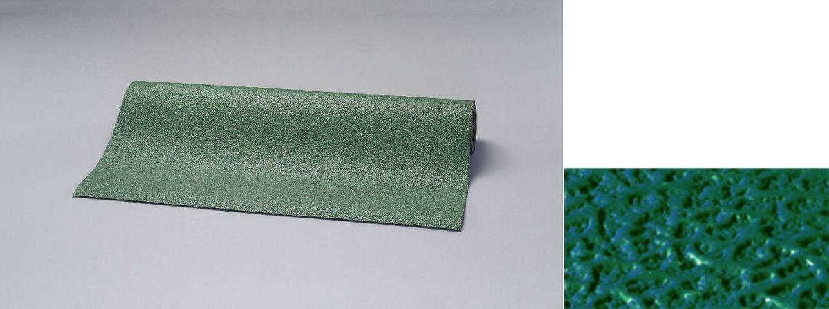 エスコ ESCO 1.0x5.0m/9.0mm クッションシート 緑 000012233774 HD店