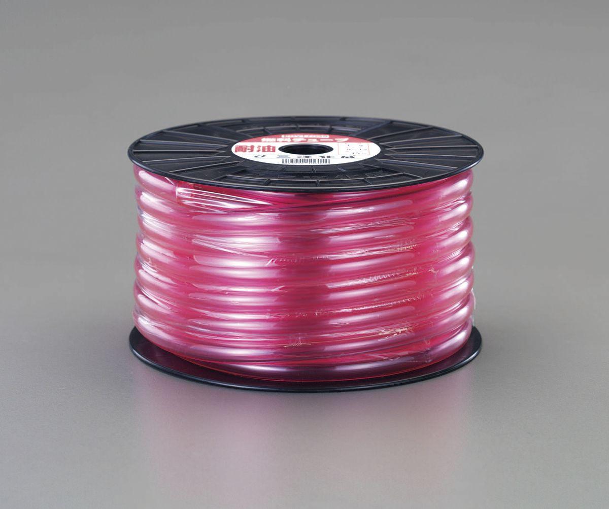【メーカー在庫あり】 エスコ(ESCO) 25/31mmx15m 燃料チューブ(耐油 PVC) 000012205641 HD