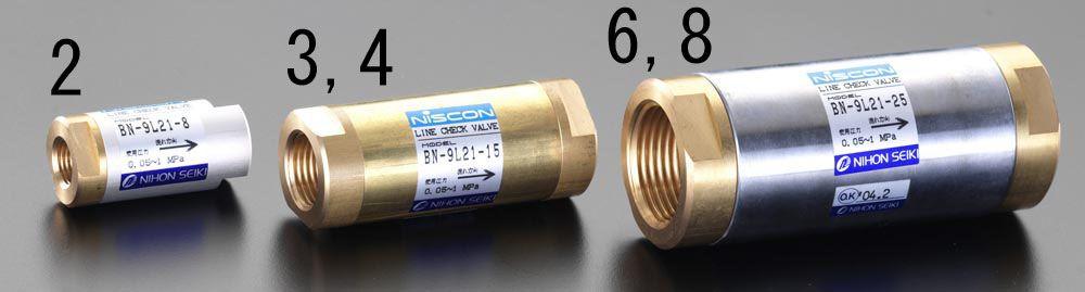 【メーカー在庫あり】 エスコ(ESCO) Rc 1